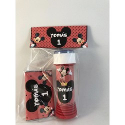 Pack chocolarina y pompero mickey