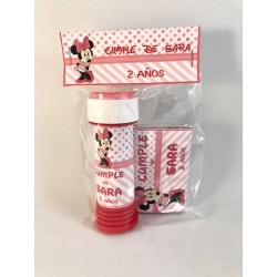 Pack chocolarina y pompero minnie