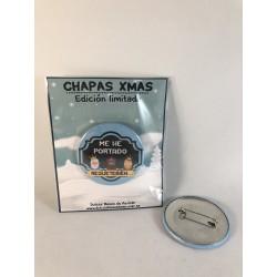 CHAPA REYES MAGOS XMAS