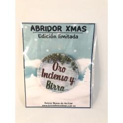 ABRIDOR NAVIDAD XMAS