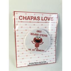 CHAPA ELMO LOVE