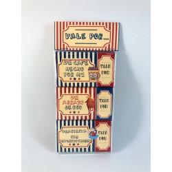 """Pack de 3 chocolatinas """"Vale por..."""""""