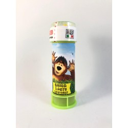 Pompero  personalizado masha y el oso