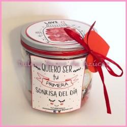 """Bote de Chocolates XL  """"San Valentín"""" - Sonrisa del día"""