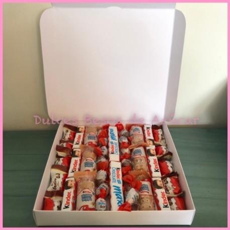 Caja chocolates XL Día del Padre