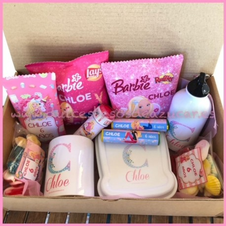 """Caja regalo """"Barbie"""""""